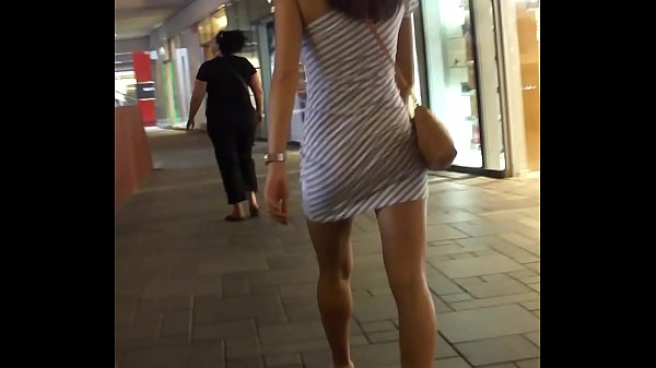 Upskirt really hot girl, sexy and cute
