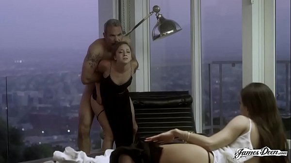 TROPHY WIFE REMY LACROIX ANALLY PUNISHED IN FRONT OF HER HUSBAND'S SECRETARY – Featuring: Remy Lacroix / Steven St. Croix