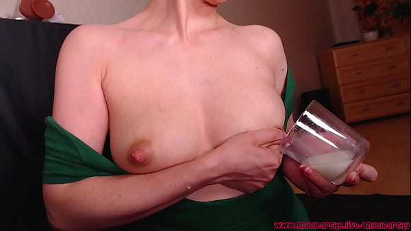 Milking my tits just for you